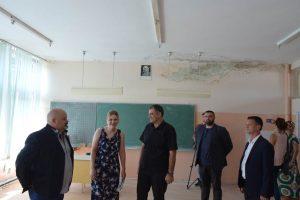 sanacija školske zgrade