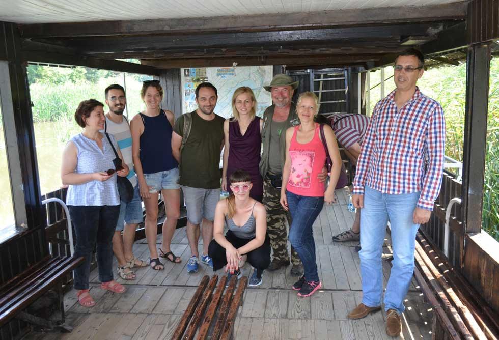 Susreta akvarelista u Umetničkoj koloniji Ečka