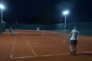 teniski teren u Elemiru