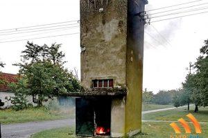 požar u trafo stanici u krajišniku