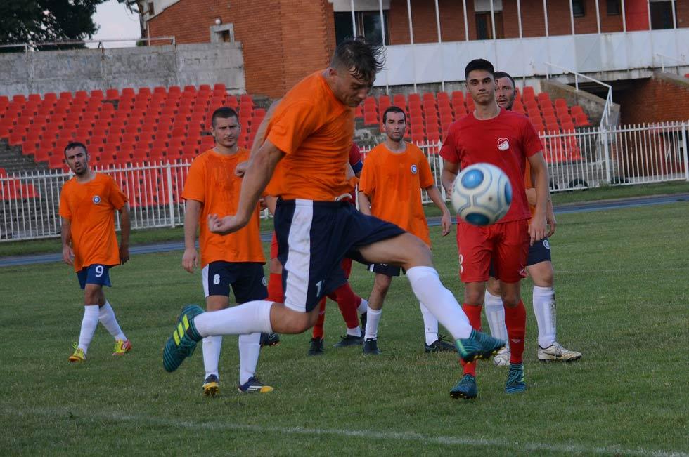 FK Proleter i FK Vojvodina