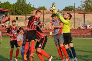 FK Radnički - FK Crvena zvezda