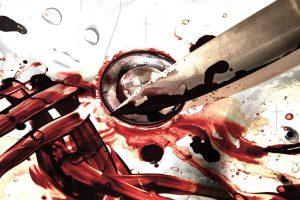 krv noz