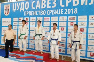 prvenstvo Srbije u džudou