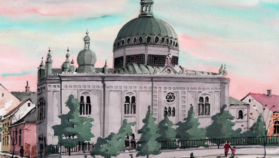 Sinagoge Vojvodine kojih više nema