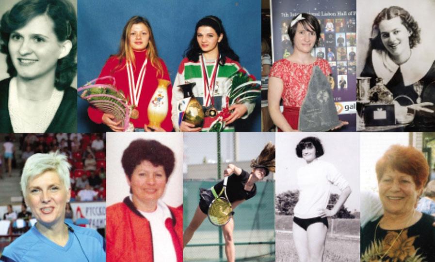 žensko lice sporta u zrenjaninu