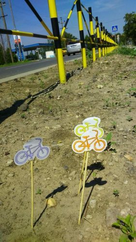 Biciklistička staza kroz Mužlju