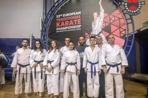 european traditional karate federation