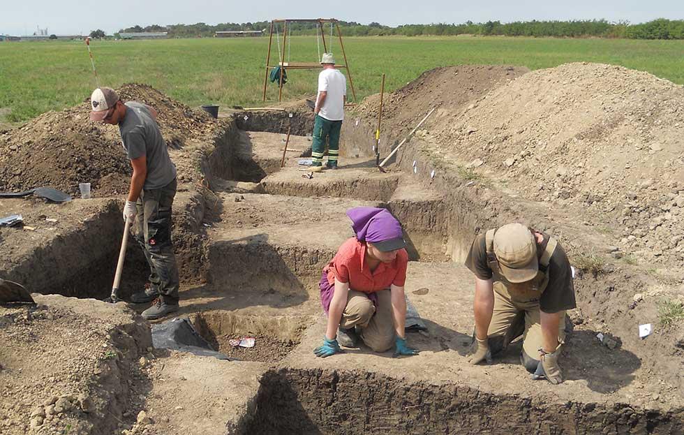 Borđoš - 7000 godina pre