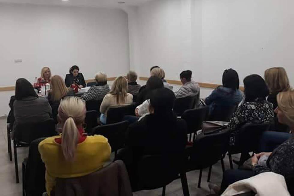 Foruma žena Socijalističke partije Srbije Zrenjanin