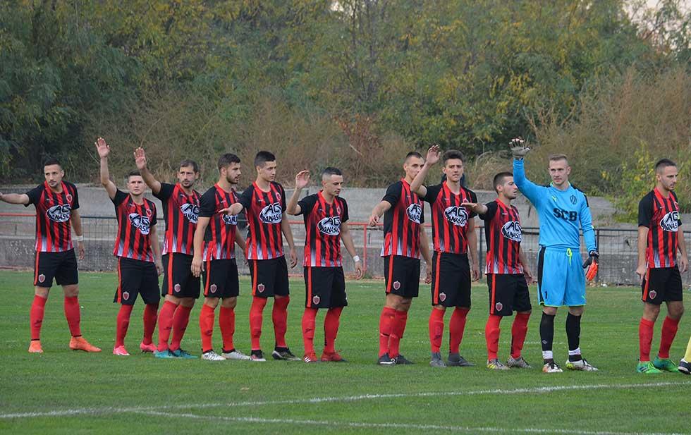 FK Radnički - FK Radnički