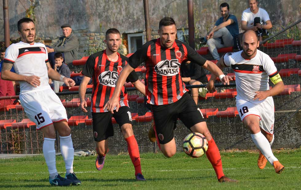FK Radnički - OFK Vršac