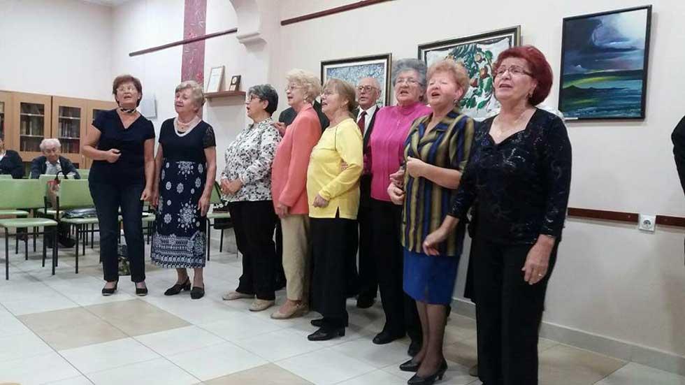 Klub za stara i odrasla lica