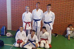 Karate klubu Zrenjanin