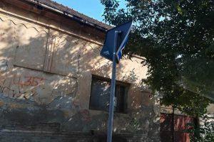Novi slučaj vandalizma u Zrenjaninu