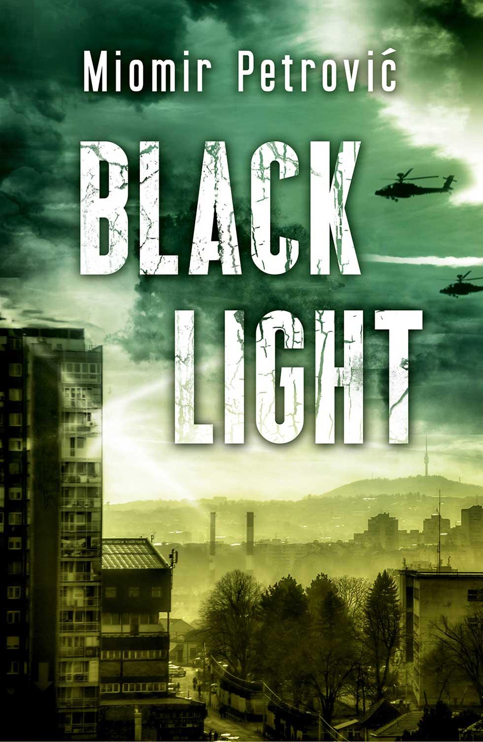 knjiga black light