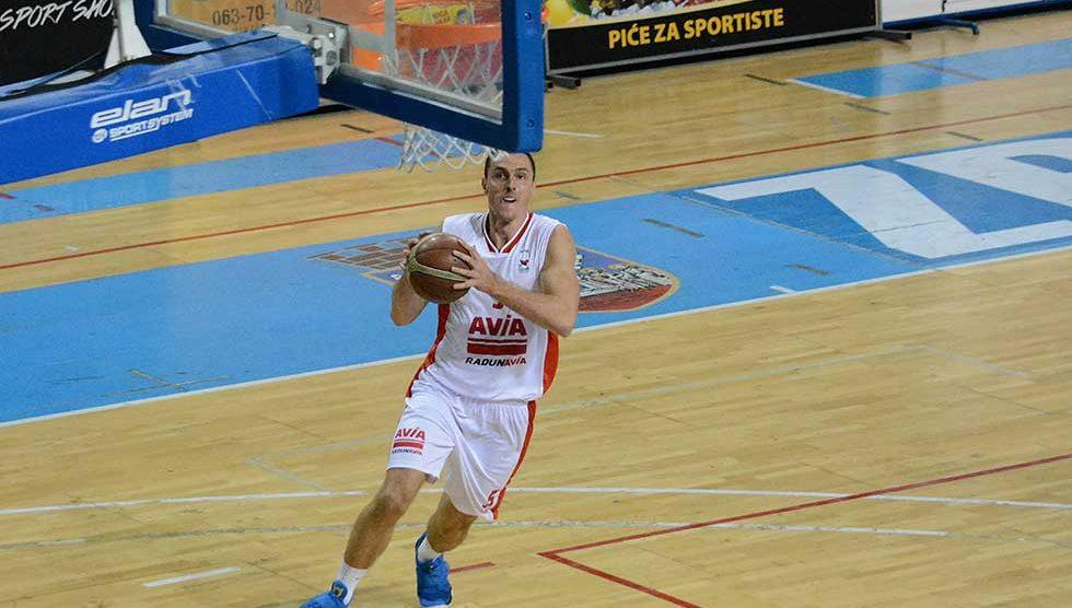 košarkaši Proletera držali konce u svojim rukama