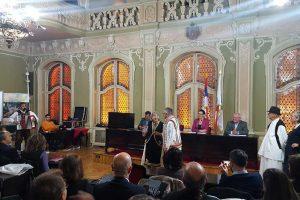 rumunska delegacija