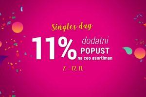Singles day akcija u Vitapuru