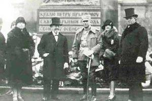Dragutin Ristić je sklopio prijateljstvo sa građanima velikog bečkereka