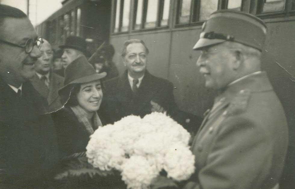 Slavko Županski i Dragutin Ristić