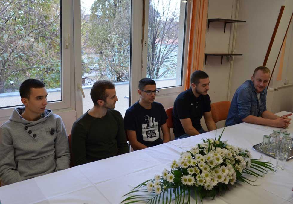 Studentski dom Mihajlo Predić dr Miša