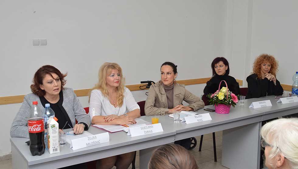 Foruma žena Socijalističke partije Srbije