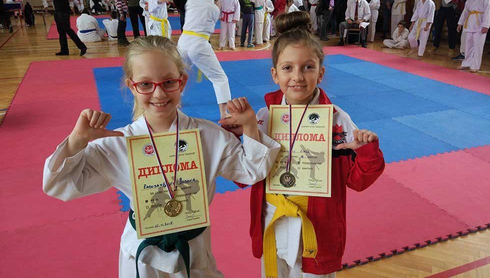 karate klub banatski cvet