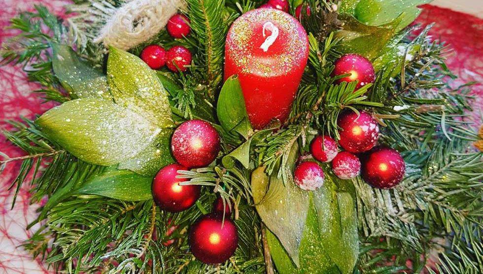 Novogodišnje dekoracije Zrenjanin