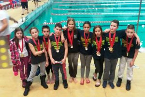 Plivački klub Proleter osvojio 13 medalja