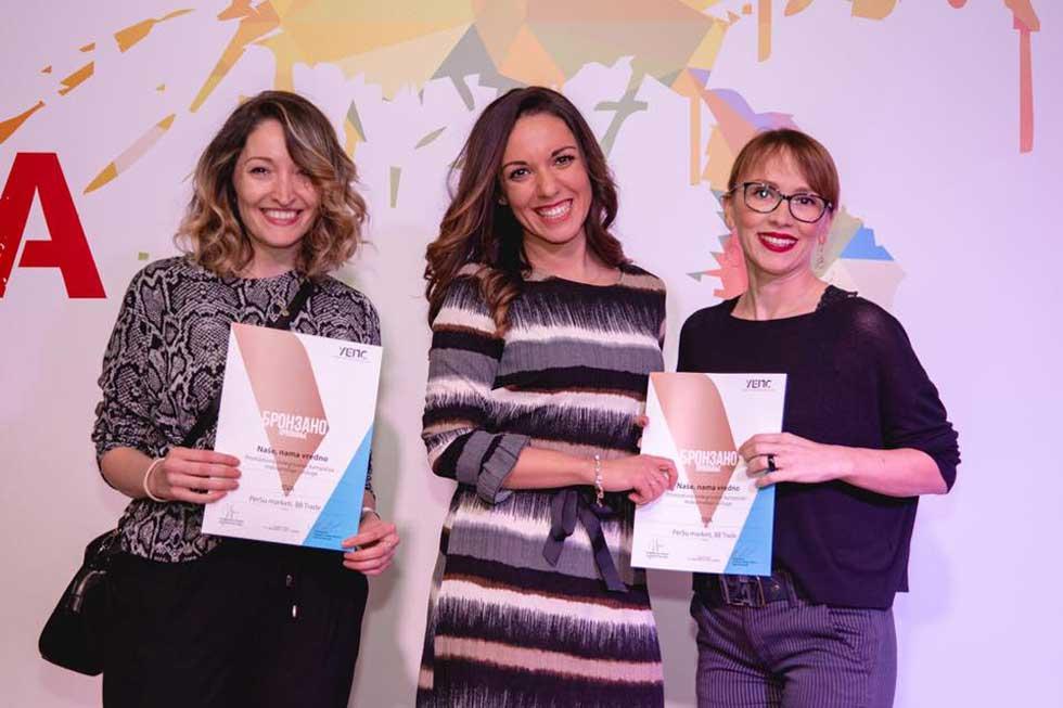 PerSu marketi dobitnici nagrade