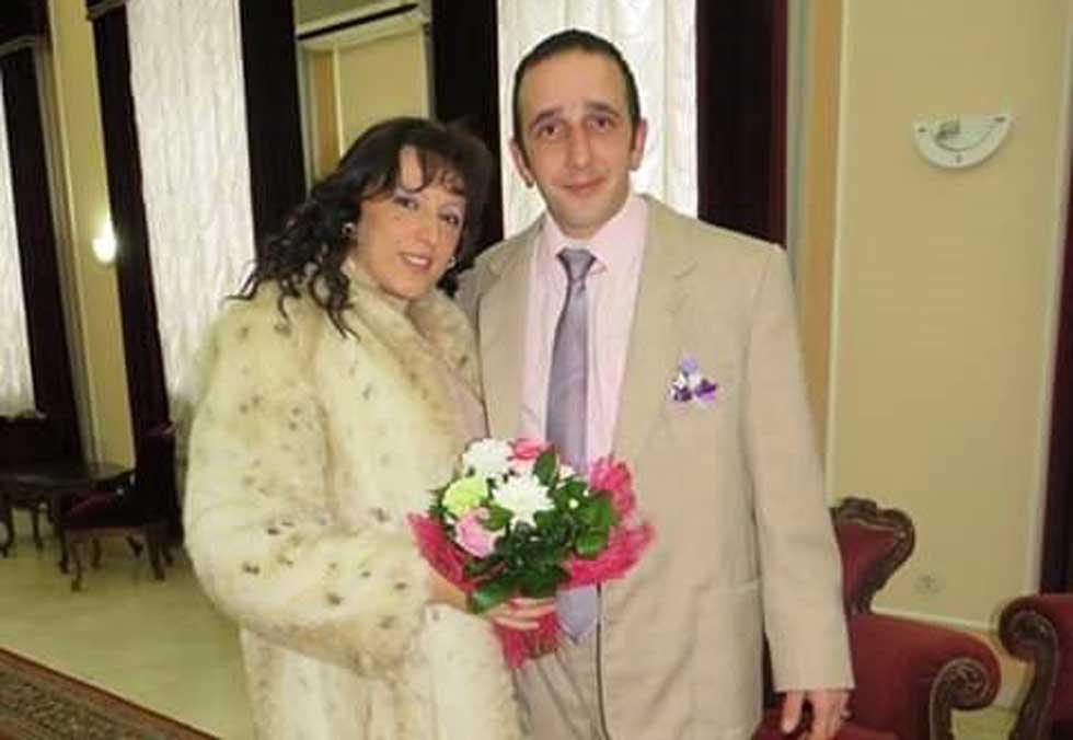 Venčali su se Gabrijela i Aleksandar
