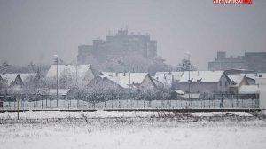 najveći sneg još od 2012