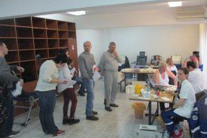 akcija dobrovoljnog davanja krvi
