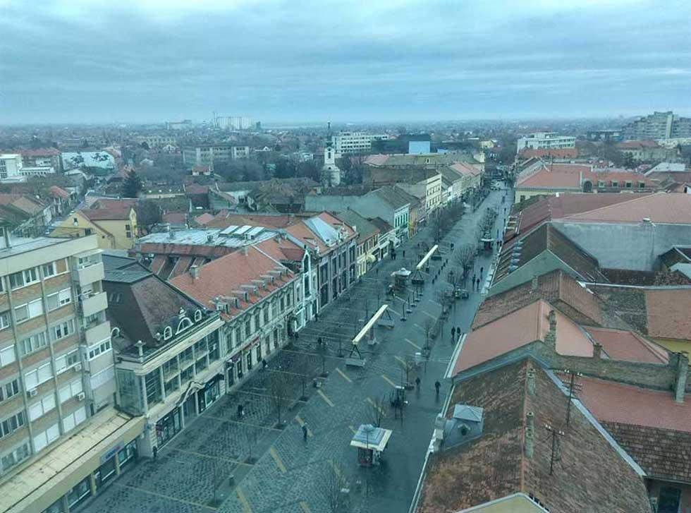 centar grada glavna ulica