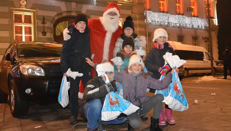doček pravoslavne Nove godine na Trgu slobode