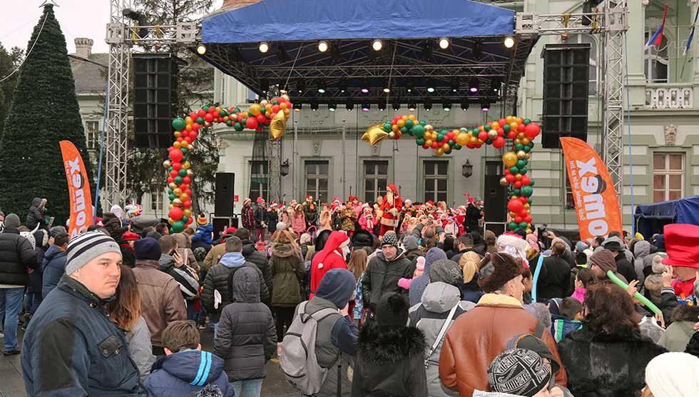 tradicionalna manifestacija Grad otvorenog srca