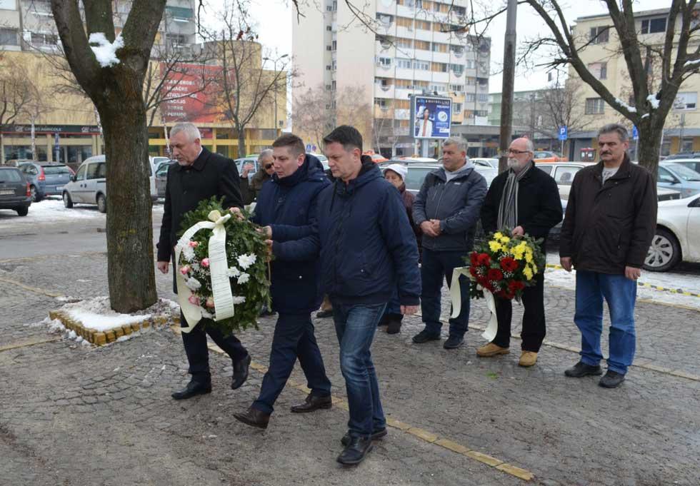 Pomen žrtvama nacističkog pogroma