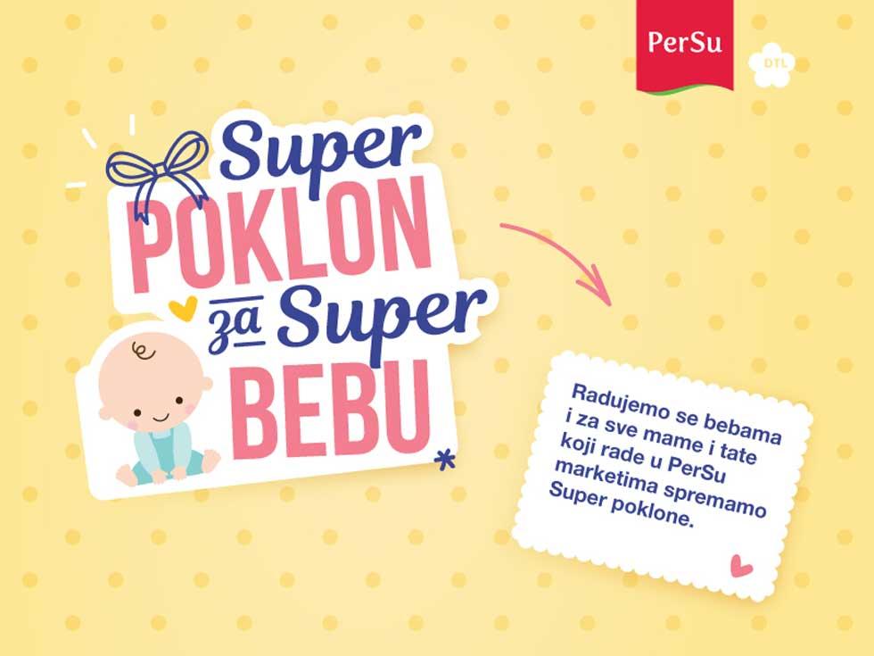 persu akcija super bebe