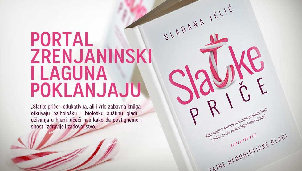 knjiga Slatke priče