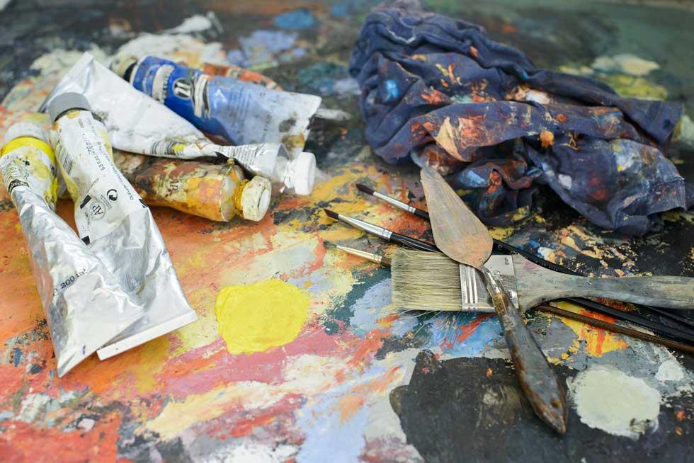 oštećena umetnička dela