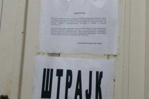 zrenjaninska Služba za katastar je u štrajku