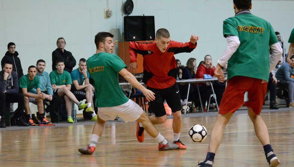 nastavljen je Zimski turnir u malom fudbalu