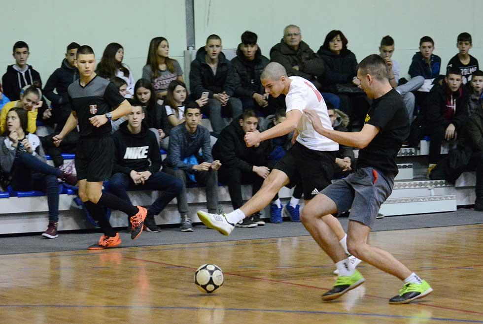 Zimski turnir u malom fudbalu