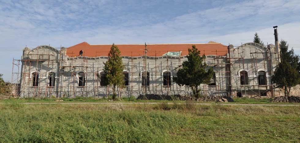 dvorac hertelendi