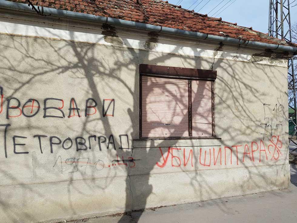 grafiti mržnje