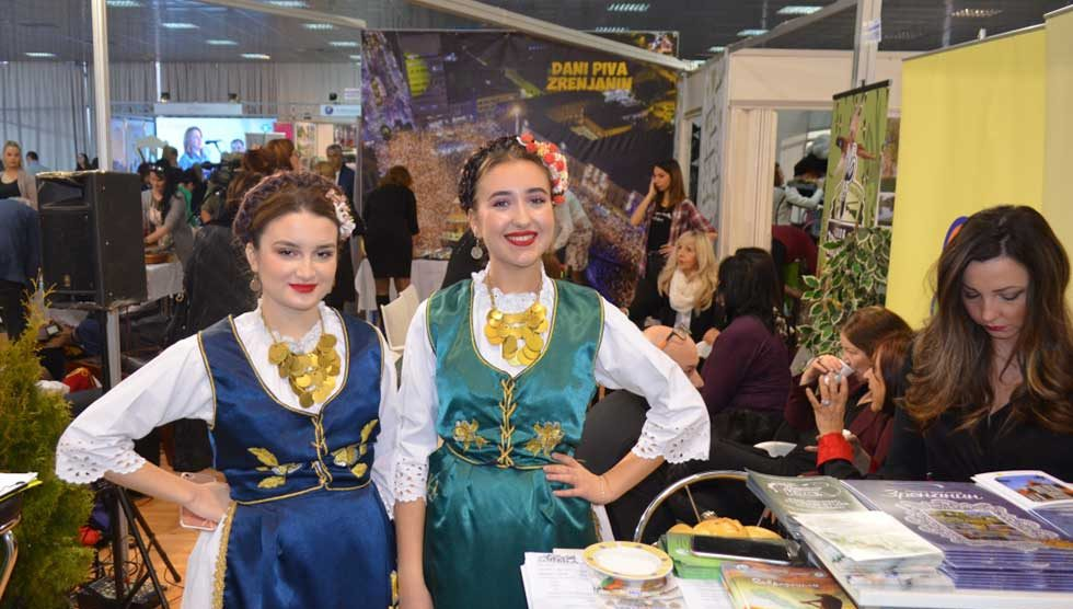 grad zrenjanin na međunarodnom sajmu turizma