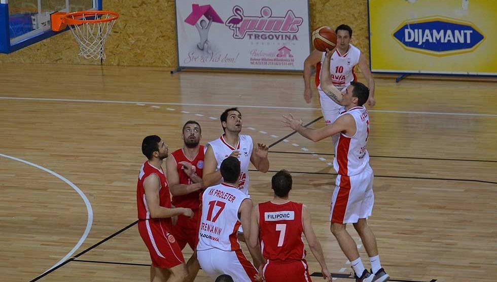 košarkaši proletera