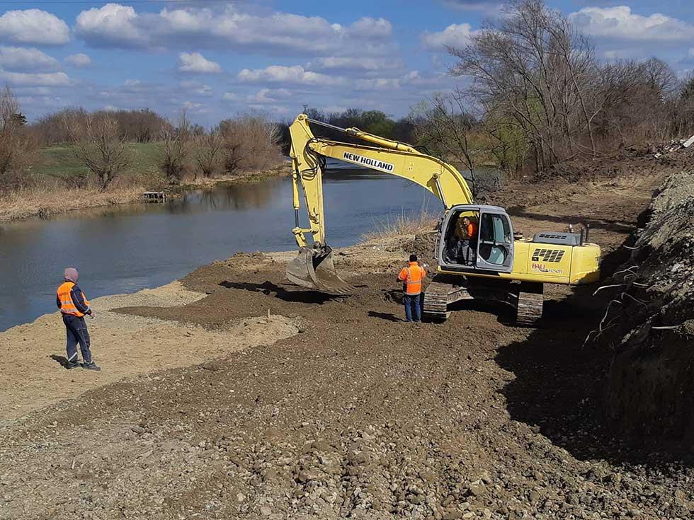 izgradnja mosta
