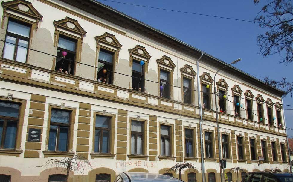 osnovna škola sonja marinković
